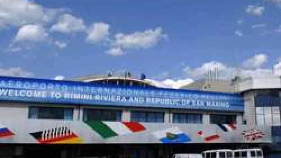 Aeroporto Fellini: a novembre, con oltre 8,5 mila passeggeri, fatturato mensile supera i 250 mila euro