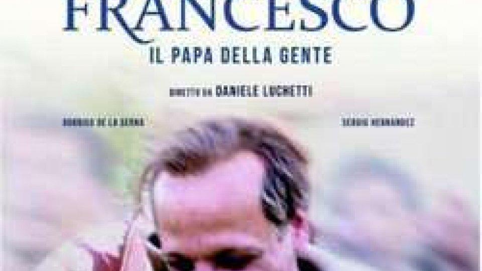 CINEFORUM con il film CHIAMATEMI FRANCESCO IL Papa della gente