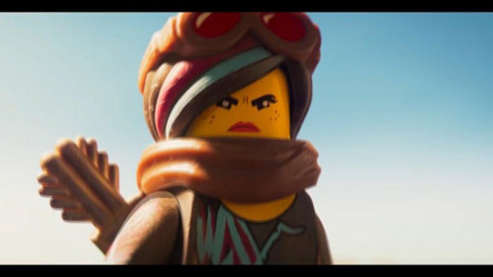 LEGOUn film fatto col LEGO: pomeriggio ragazzi al cine