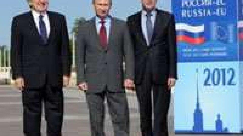 A Bruxelles il summit Ue-Russia