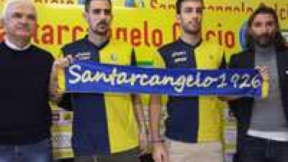 Calciomercato: a Santarcangelo due nuovi arrivi, Taugordeau e Possenti
