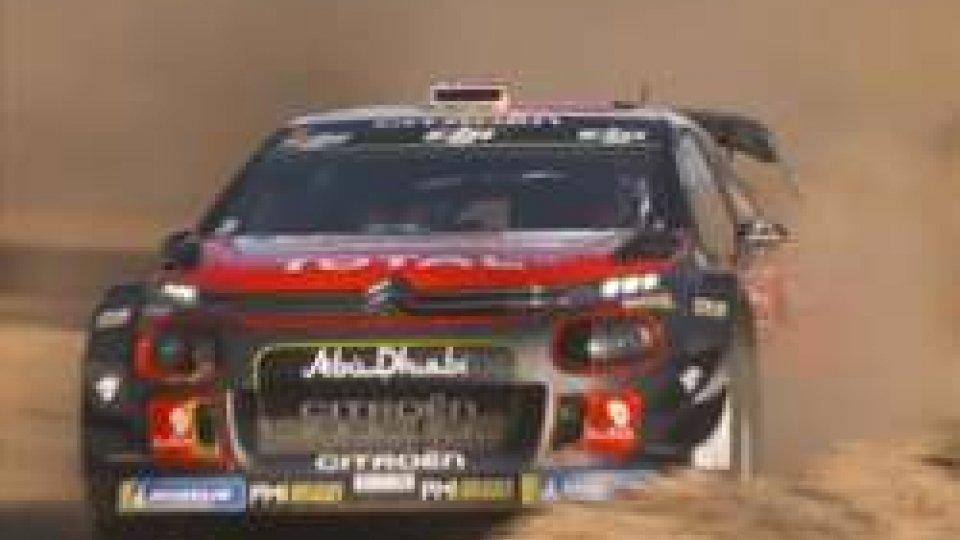 Rally del Portogallo: vittoria e primato per Thierry Neuville