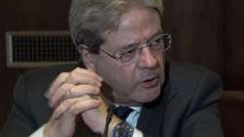 """Paolo GentiloniPaolo Gentiloni su Protezione Civile: """"Più poteri a chi si occupa di emergenze"""""""