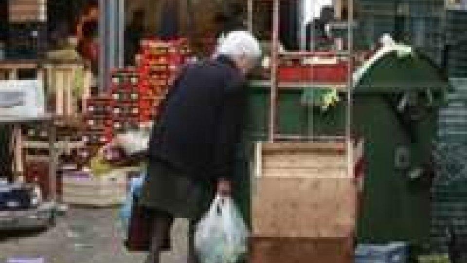 Crisi: in Emilia-Romagna sono in 228.000 a chiedere aiuto per alimenti