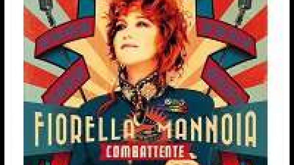 Fiorella Mannoia, ecco la copertina del nuovo album