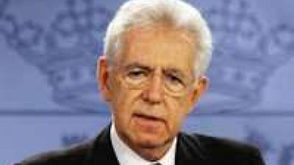 Governo: Monti tentato da una sua lista