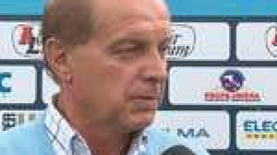 Il direttore tecnico del San Marino