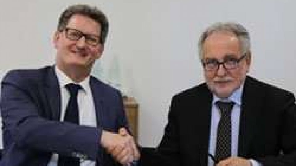 Stefano Ceccato e Corrado Petrocelli