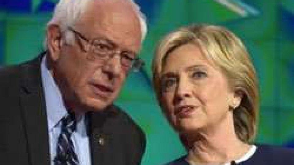 Hillary e Sanders