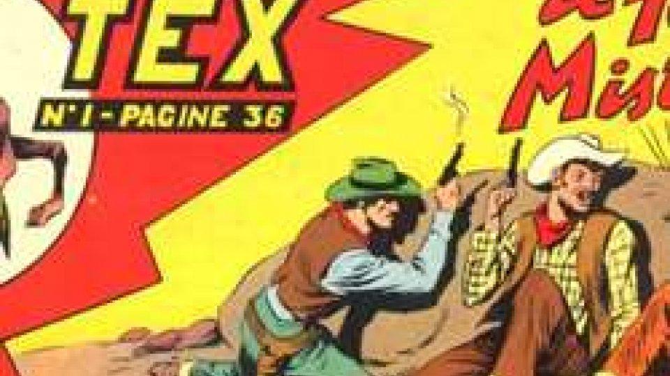 La prima uscita di Tex