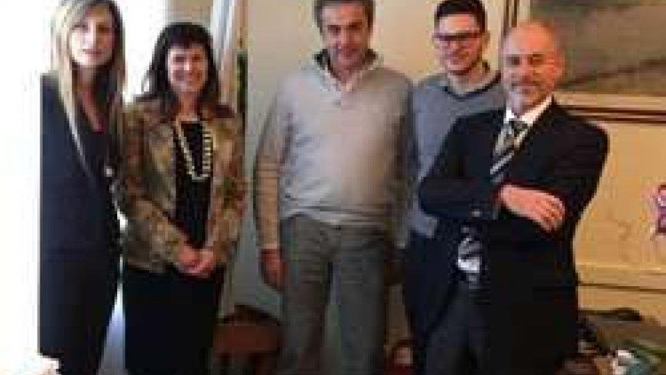 Il Sindaco di Coriano Spinelli ha incontrato il Segretario Mularoni: volontà reciproca di collaborare