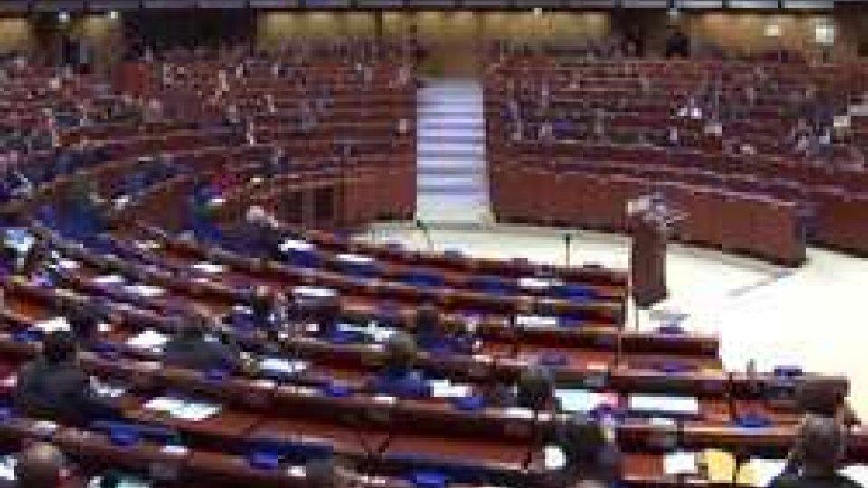 Consiglio d' EuropaConsiglio d'Europa: sessione invernale dell'Assemblea Parlamentare