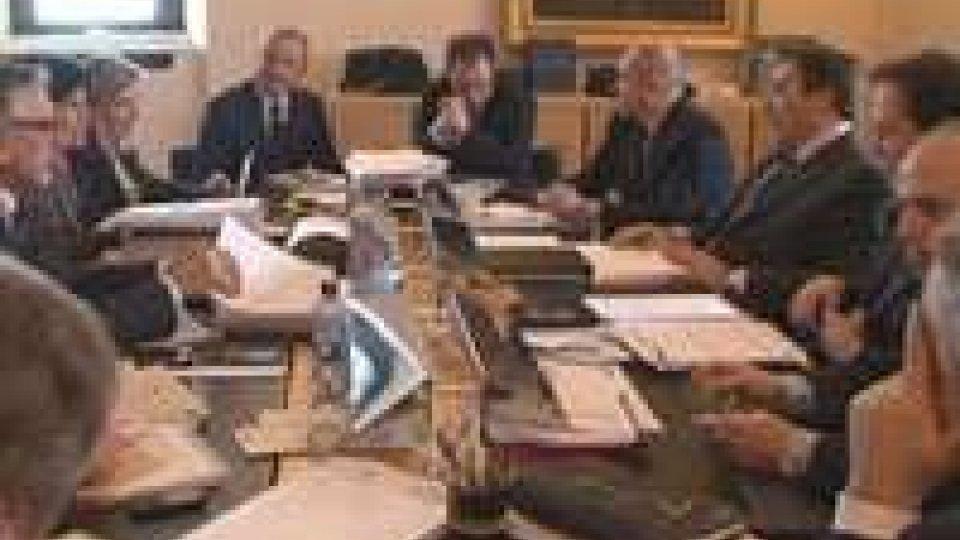 San Marino - Congresso di Stato al lavoro. In primo piano i rapporti con l'Italia