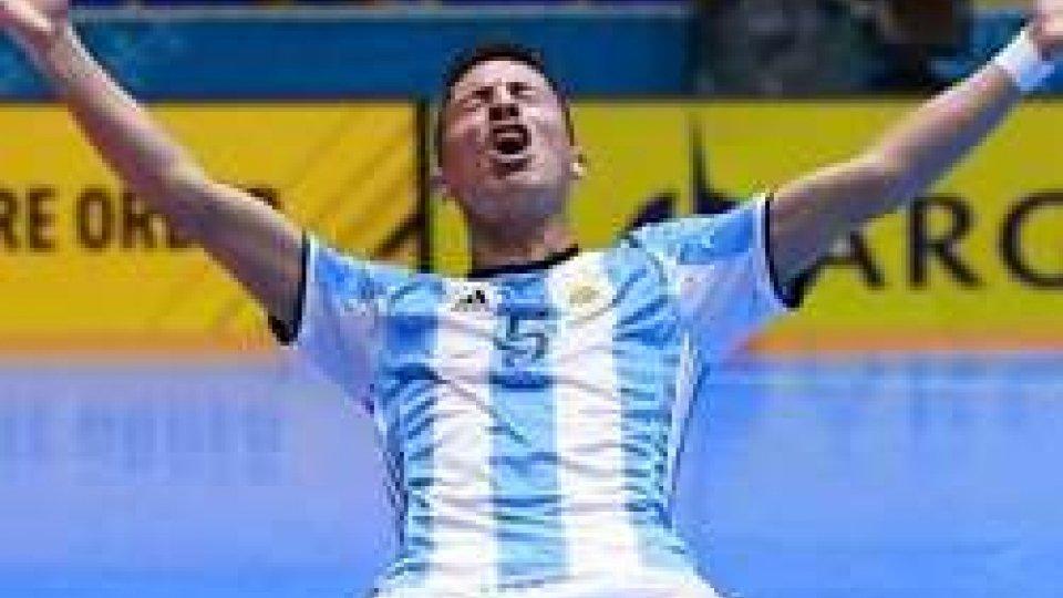 Futsal: pokerissimi mondiali per Spagna e Azerbaijan