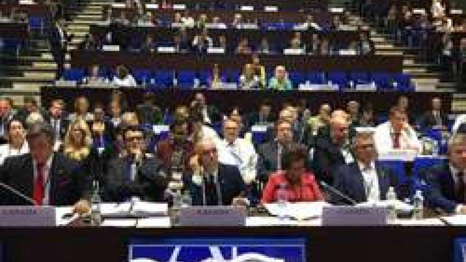 Lavori OsceDomani la dichiarazione di Minsk, si chiede di rafforzare il ruolo dell'OSCE