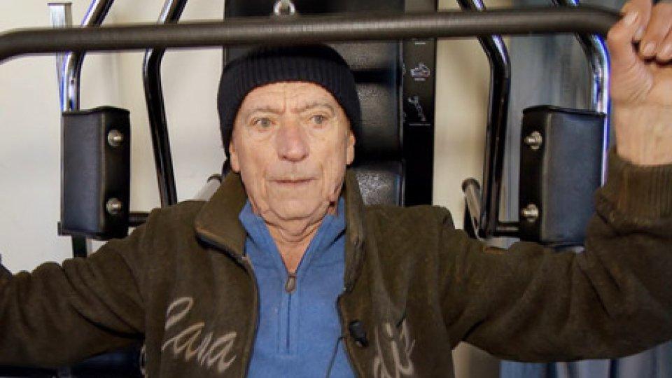 Intervista a Raoul CasadeiIL RE DEL LISCIO (solo per noi) 'comanda' ancora