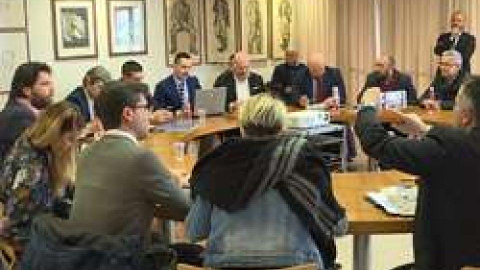 la presentazione del PianoRegione E.R: 5 milioni e 250 mila euro per la manutenzione della strade romagnole