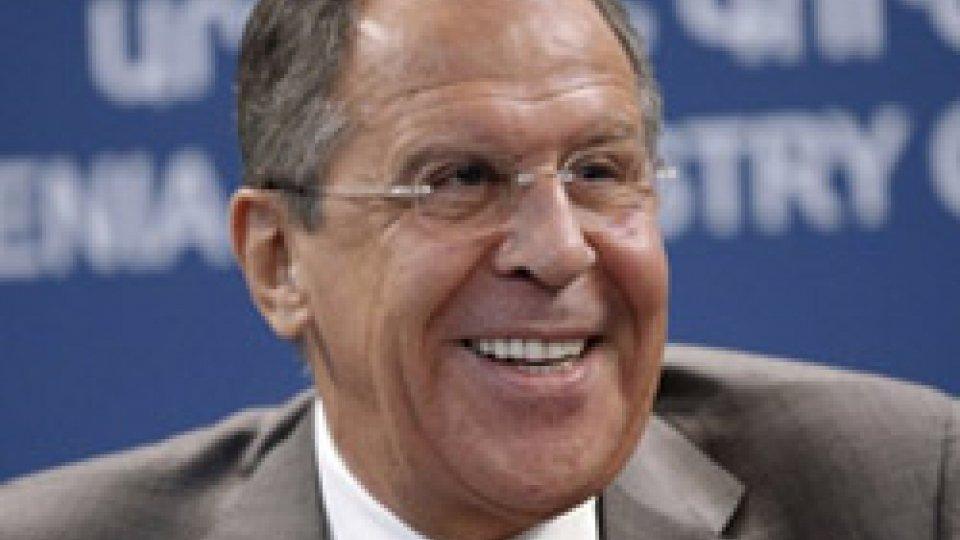 Grande attesa per la visita a San Marino del Ministro russo Lavrov