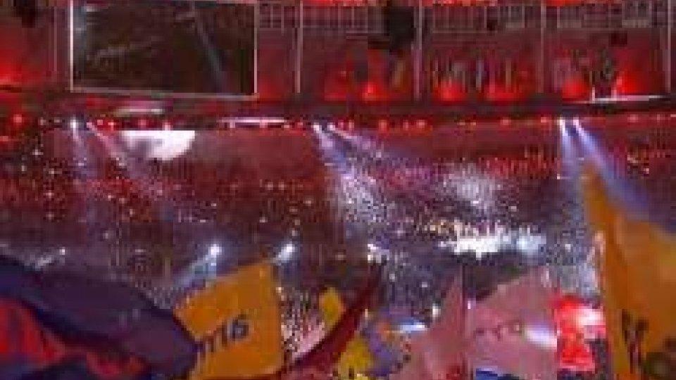 """Obrigado Rio"": le Paralimpiadi salutano il Brasile""Obrigado Rio"": le Paralimpiadi salutano il Brasile"