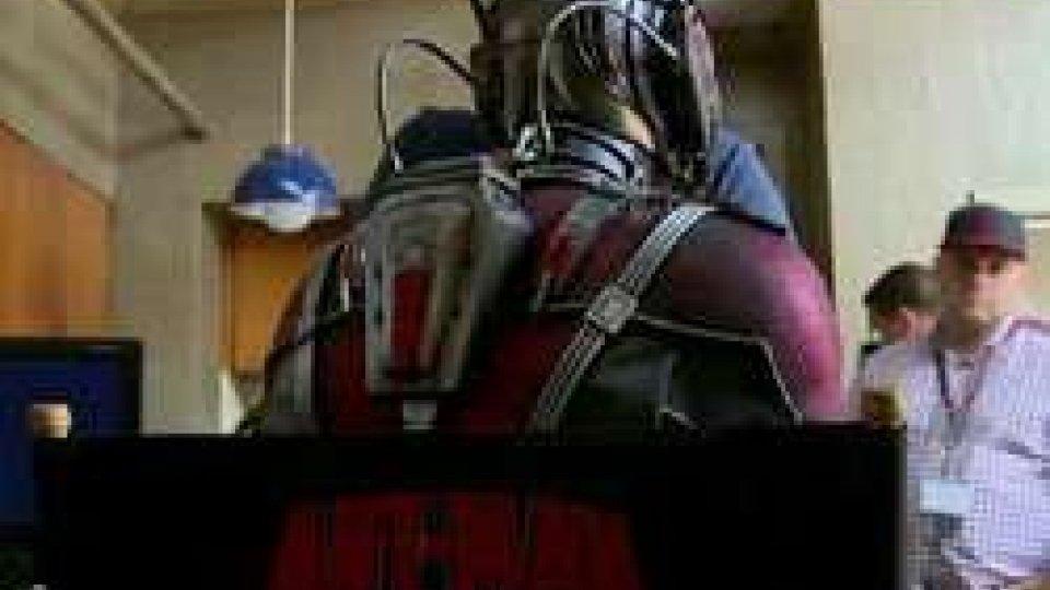 Al Concordia gli effetti speciali di ANT-MAN della MARVELAl Concordia gli effetti speciali di ANT-MAN della MARVEL