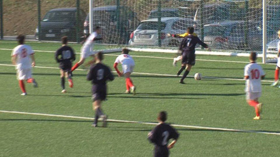 Le Under 14Under 14: la Rappresentativa riminese supera San Marino solo allo scadere