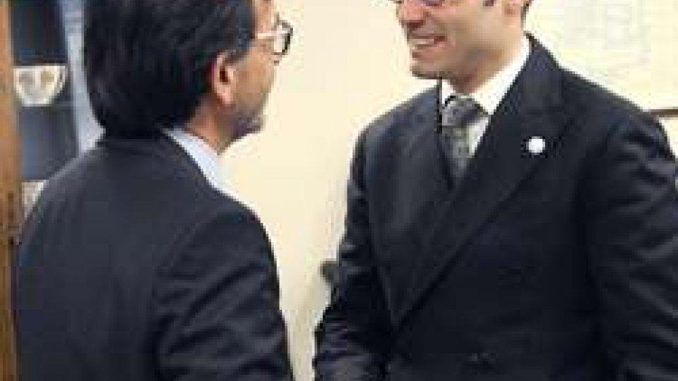 Integrazione europea: oggi il bilaterale San Marino - AndorraIntegrazione europea: oggi il bilaterale San Marino - Andorra