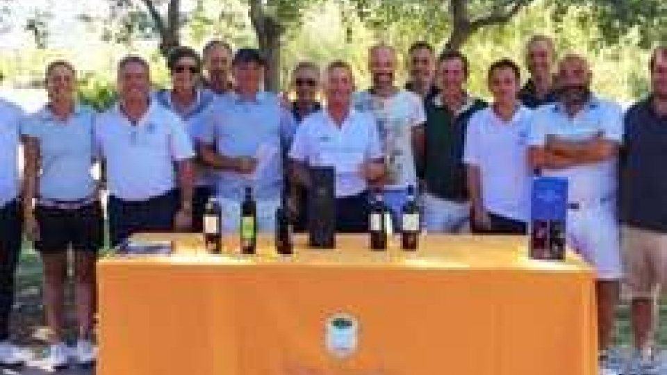 Golf: grande successo per la Coppa San Marino 2016