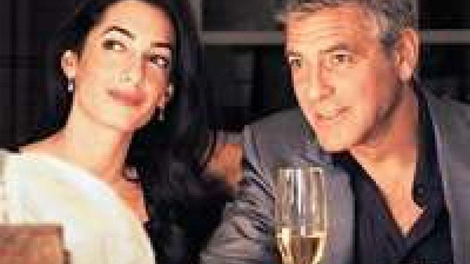 George Clooney si sposerà il 12 settembre in Italia secondo la stampa inglese