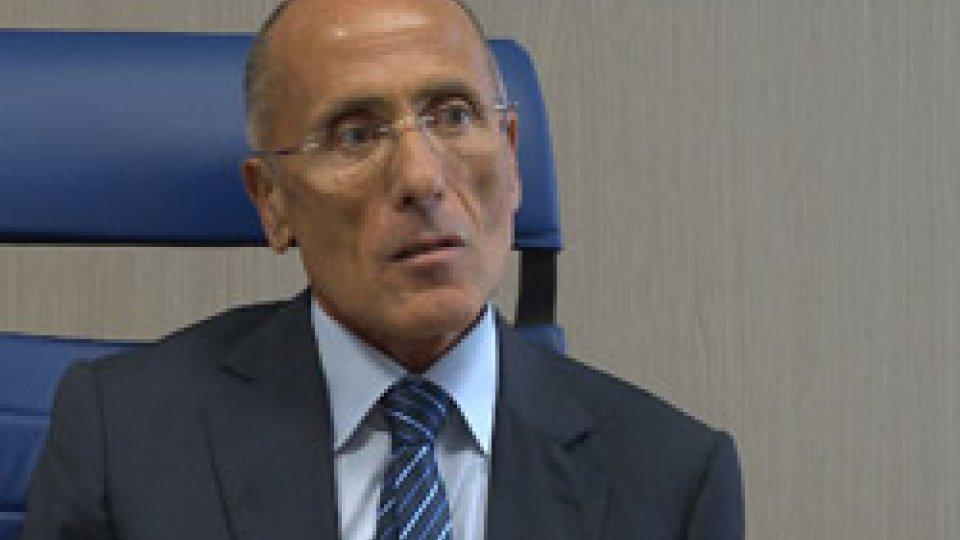 Cesare PisaniCesare Pisani: l'impegno è permettere al Titano di essere tra i primi Paesi 5G al Mondo
