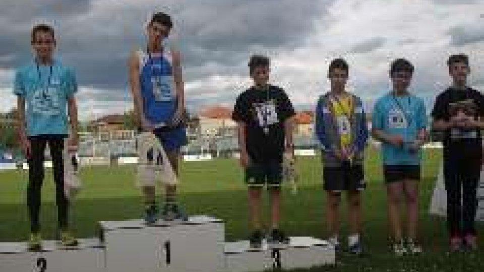 Atletica leggera:  Gpa San Marino sul podio al Campionato di Società Prove Multiple