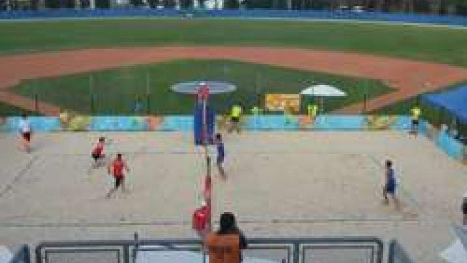 Beach Volley: debutto con vittoria per San Marino