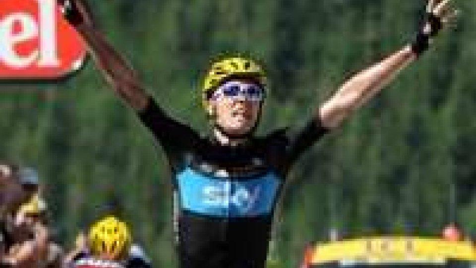 Ciclismo: il Giro del Delfinario a FroomeCiclismo: il Giro del Delfinario a Froome