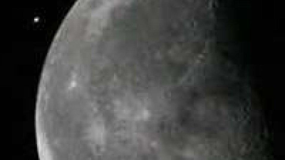 La Cina è arrivata sulla luna