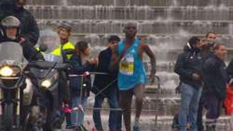 Napoli Half MarathonKipchumba domina la Napoli Half Marathon