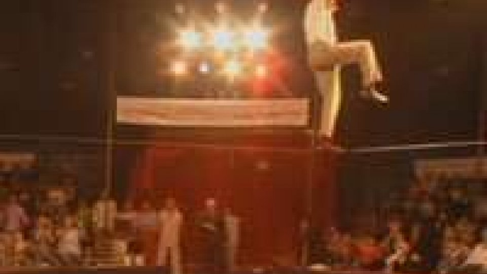 Il circo dopo 45 anni torna sulla Striscia di Gaza