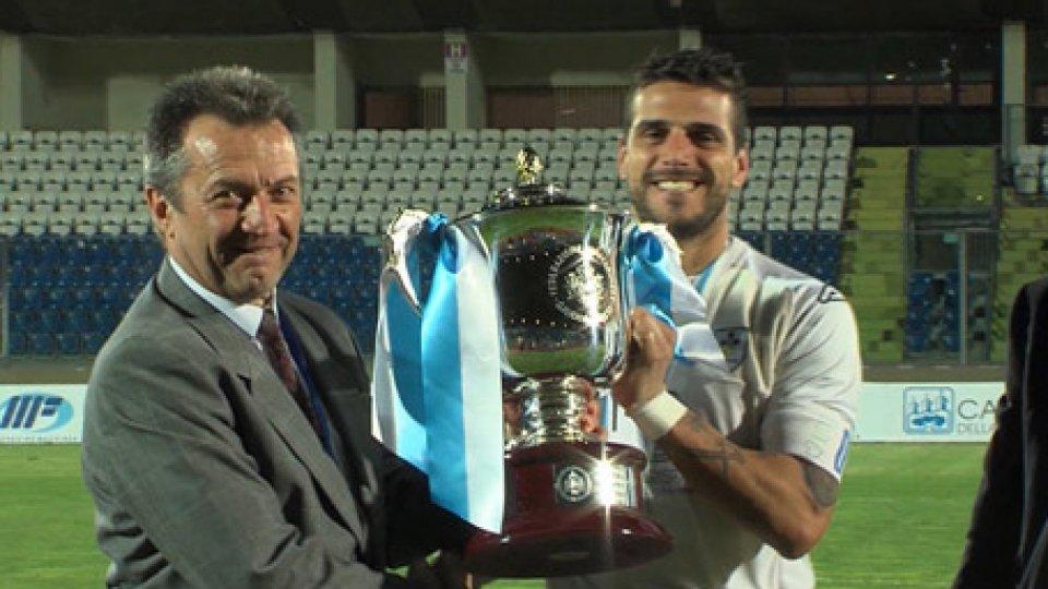 La Coppa Titano vinta da La FioritaCoppa Titano: si parte con gli ottavi di finale