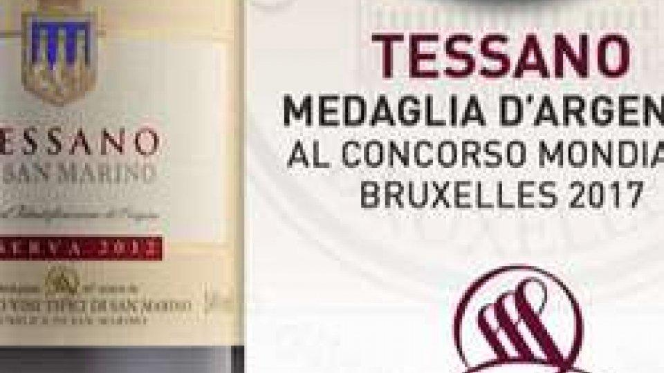 Vini tipici: il trionfo di Tessano e Roncale al Concours Mondial de Bruxelles