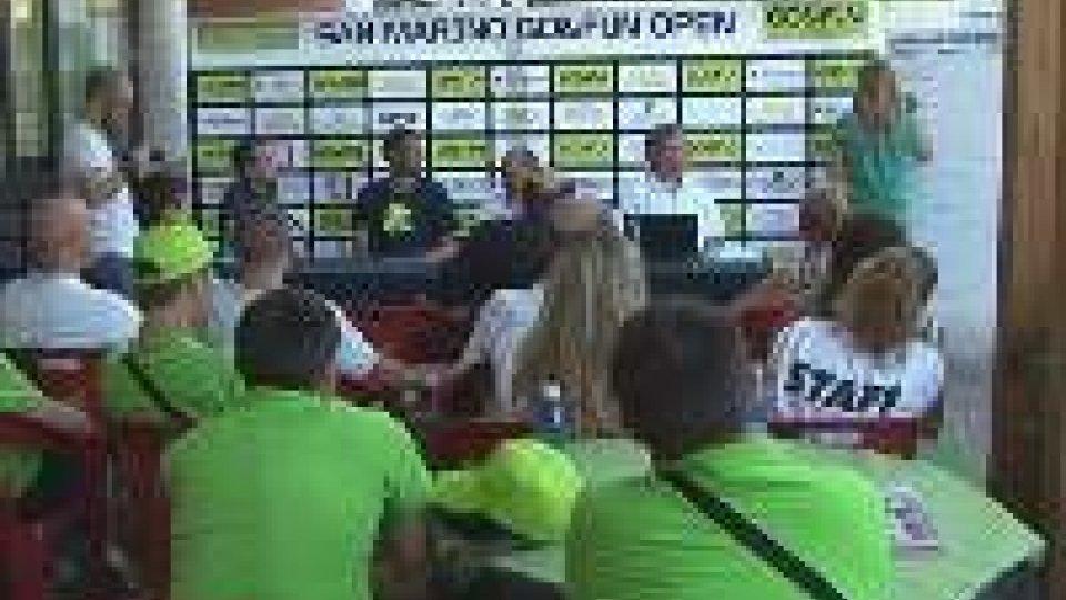 San Marino Go&Fun Open: sorteggiato il tabellone principale