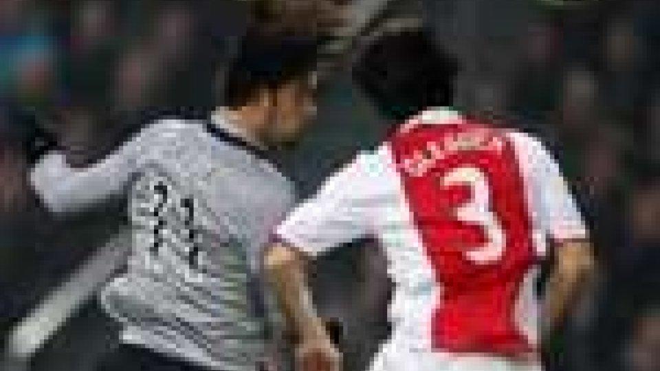 Europa League. La Juve vince, la Roma sconfitta 3-2 in Grecia