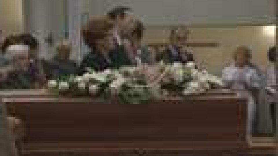 San Marino - Celebrato il funerale di Carlo Biordi