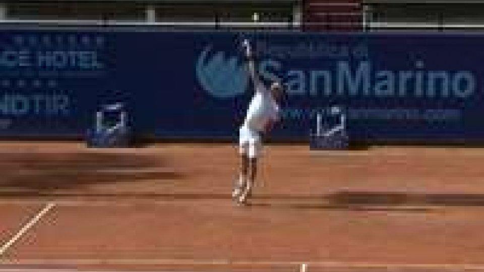 Al via il tabellone principale della 26esima edizione del San Marino Open