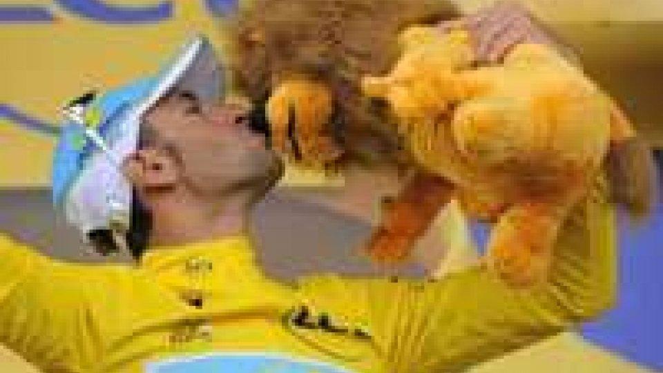Nibali riporta il Tour in Italia dopo 16 anni