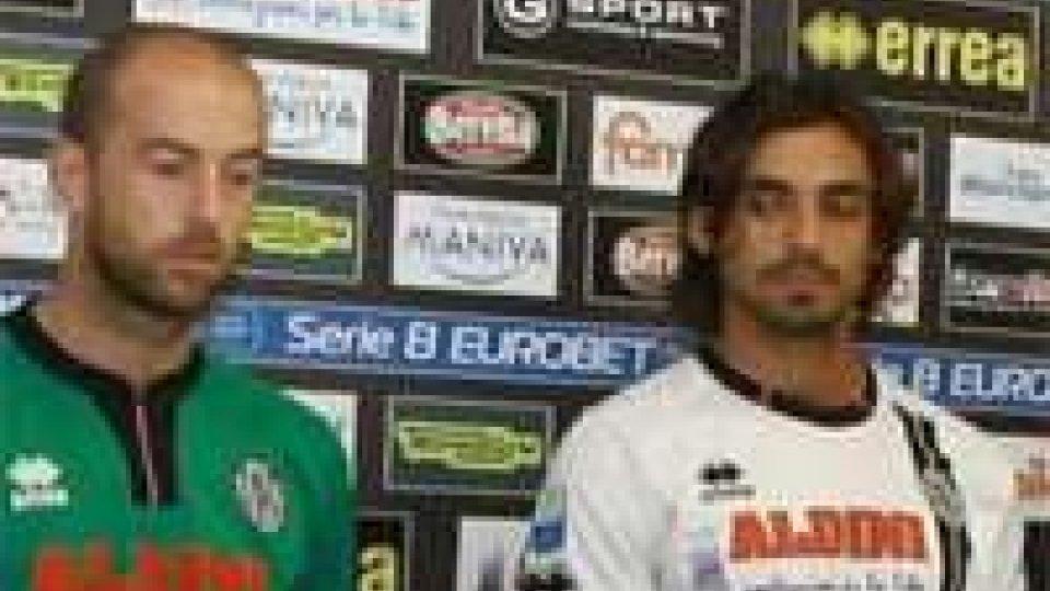 Il Cesena presenta la nuova maglia