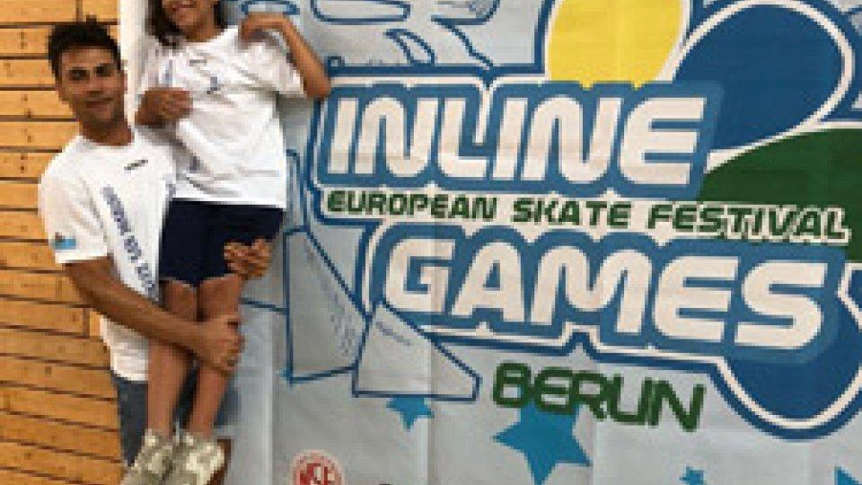 Federazione Sammarinese Roller Sports: Inline Games Berlin