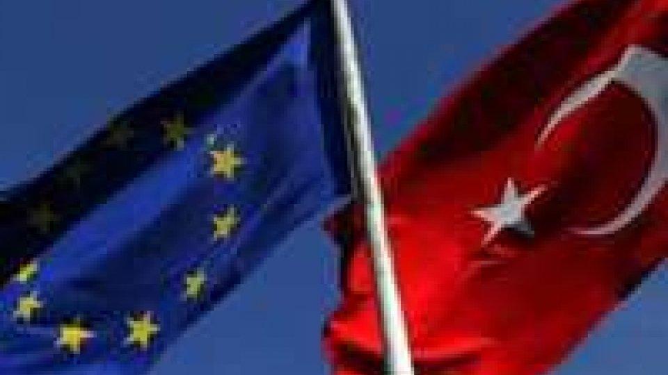 Turchia: negoziato adesione slitta a Ottobre