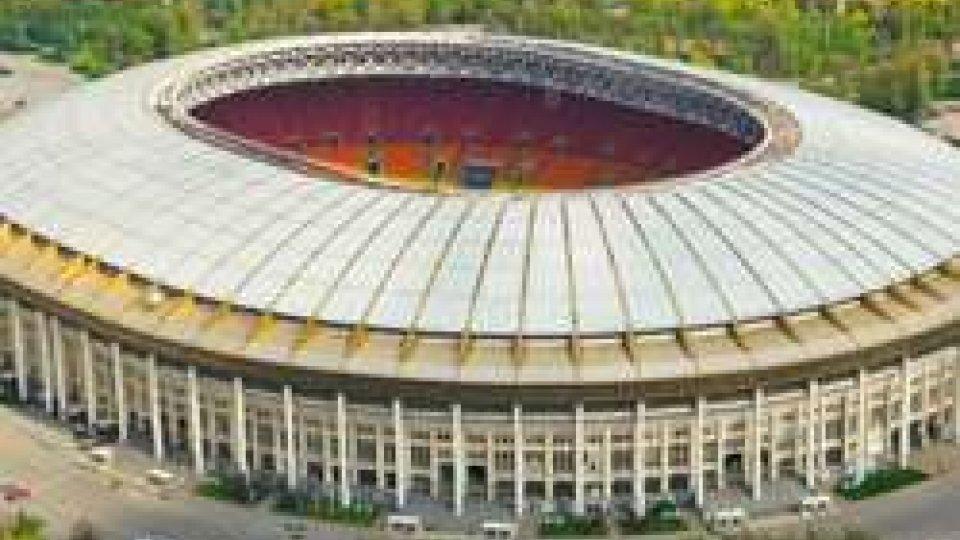 Luzniki StadiumRussia 2018: Poco più di 100 giorni al mondiale, i preparativi e gli stadi del campionato del mondo