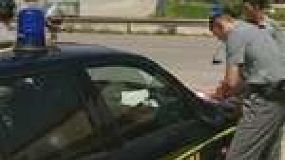 GdF Caserta scopre maxi evasione transitante per San Marino