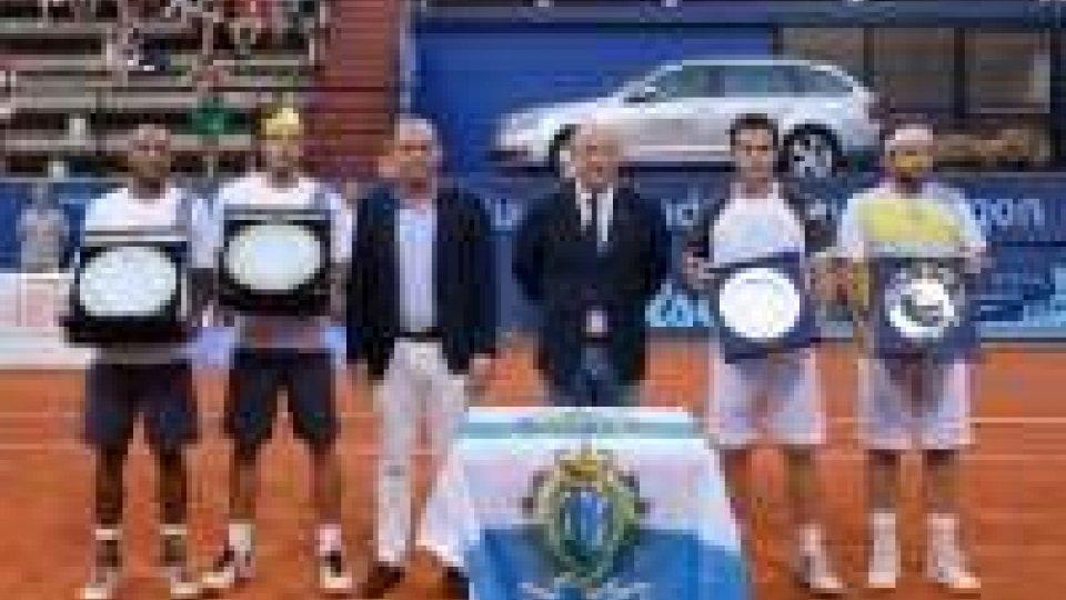 Tennis: Internazionali di San Marino addioTennis: Internazionali di San Marino addio