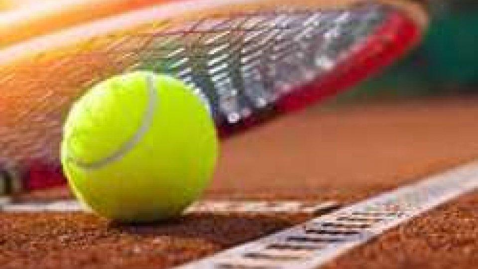 """Rinaldi e Amati avanzano nel tabellone finale del torneo di 3° maschile del Tennis Viserba, il memorial """"Sandrino Boschetti"""""""