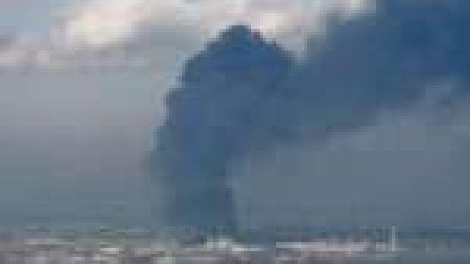 La nube  arriva in Italia mentre in Giappone continuano le scosse